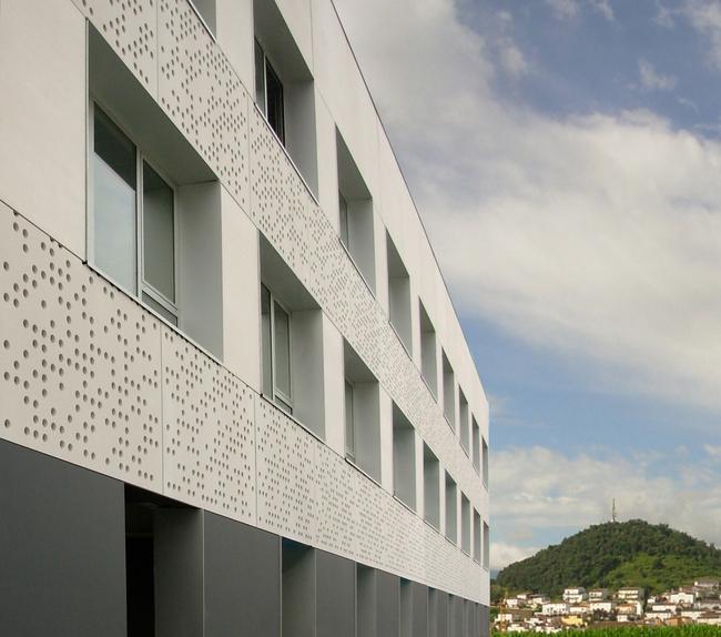 Escola Morrot - SVArquitectura - Santi Vives