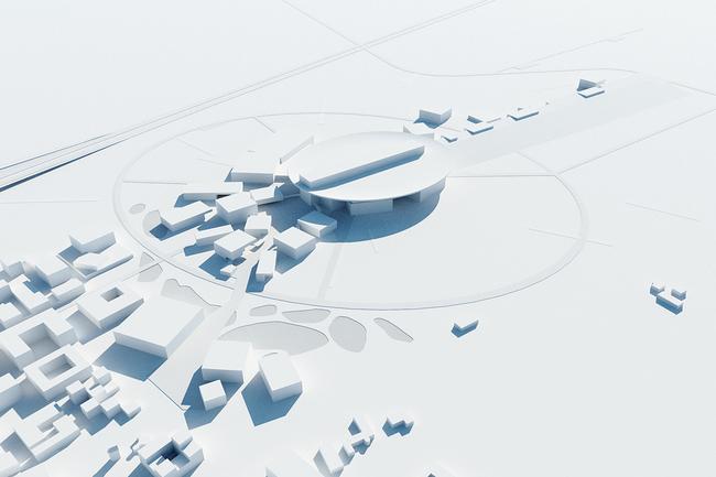 ESS Rendering (Image: Henning Larsen Architects)