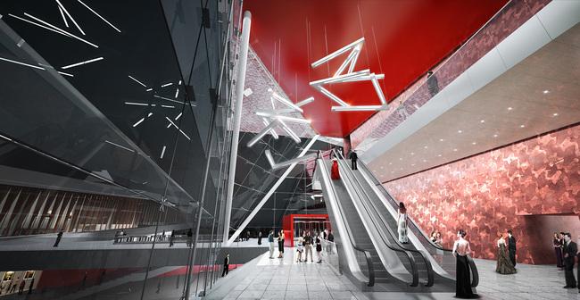 Intermission (Image: H Architecture & Haeahn Architecture)