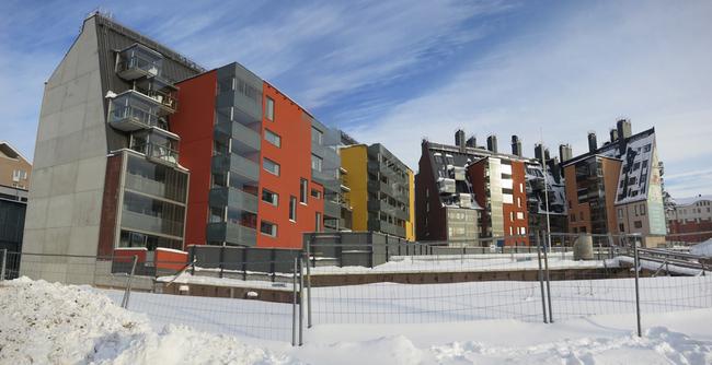 Helsinki Residential Building