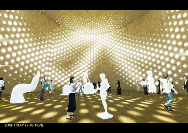 Light Play Exhibition