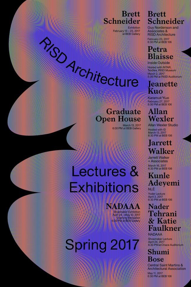 Courtesy of RISD Architecture.
