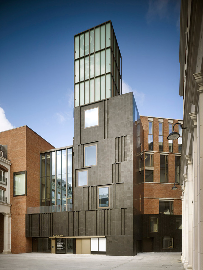 Metropolitan Arts Center, Belfast, Northern Ireland by Hackett Hall McKnight (Photo: Christian Richters)