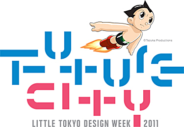 Future City, Little Tokyo Design Week