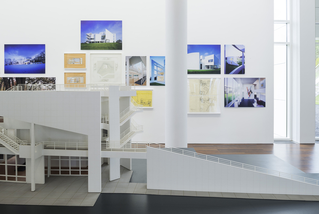 Richard Meier. Building as Art - Copyright David Ertl