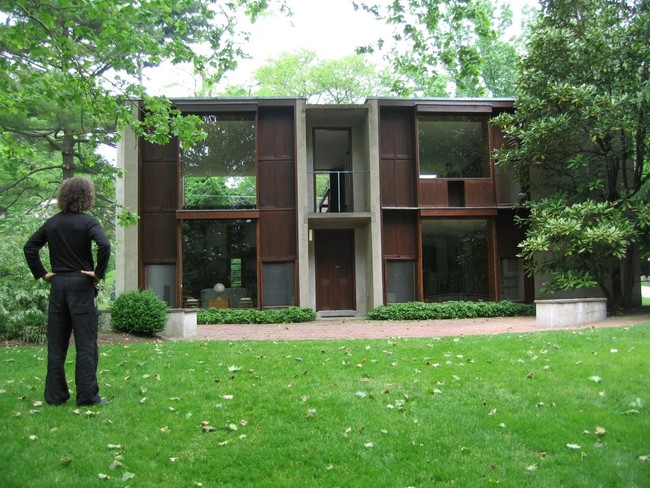 Louis Kahn's Esherick House