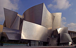 Walt Disney Concert Hall Los Angeles, California Frank Gehry, 2003