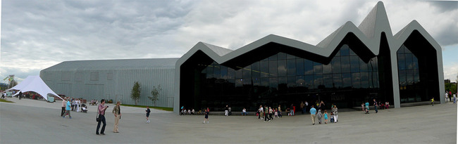 Panorama of the museum (Photo: Bjmullan)
