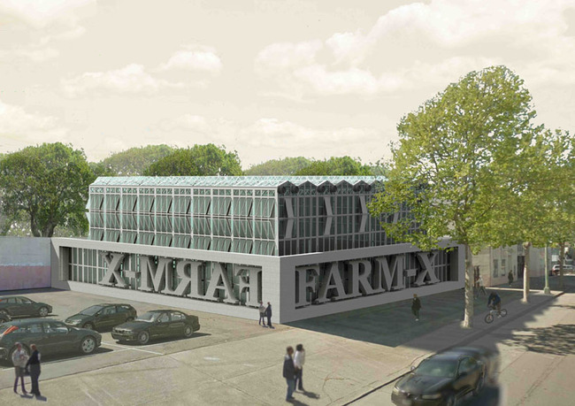 FARM-X. Image courtesy of conceptual devices.