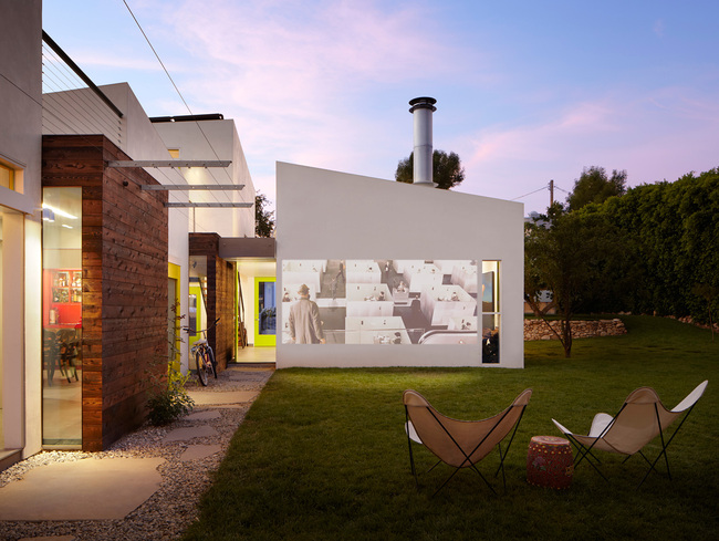 Sobieski House (designed by Oonagh Ryan with Koning Eizenberg). Photo © Eric Staudenmaier