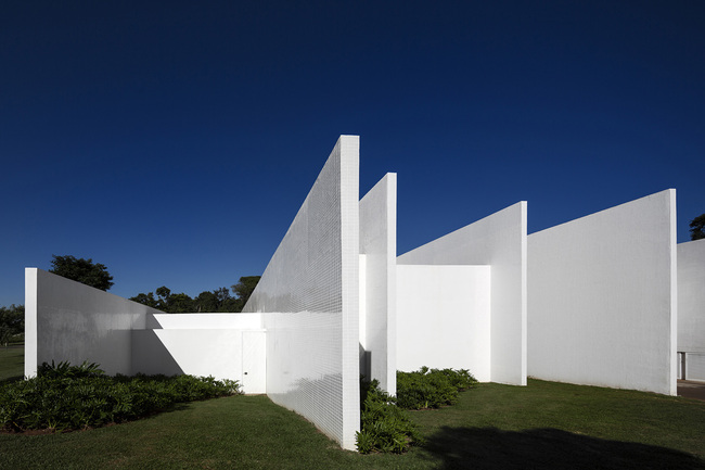 Shortlisted in the Hotel/Leisure Category: Fazenda Boa Vista in Brazil by Isay Weinfeld (Photo courtesy of World Architecture Festival)