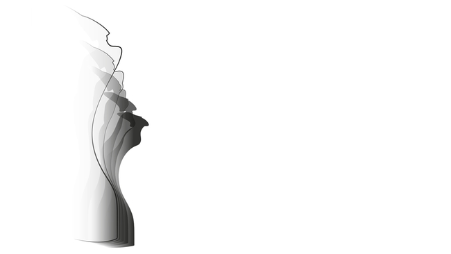 Zaha Hadid Design's concept sketch for the 2017 BRIT Awards. Image courtesy the BRIT Awards.