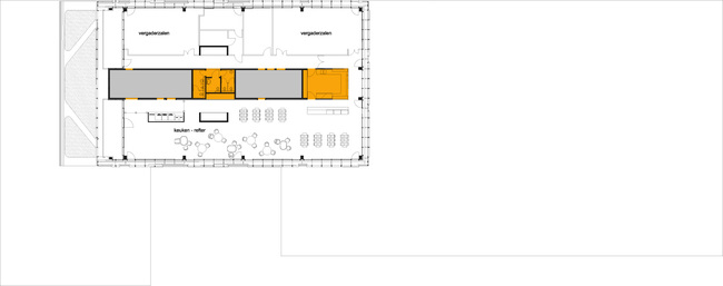 Floor plan 12. Image courtesy of J. MAYER H. Architects