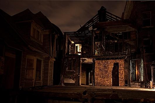 Newell/Alibi Studio; Salvaged Landscape, Detroit (Photo: Catie Newell)