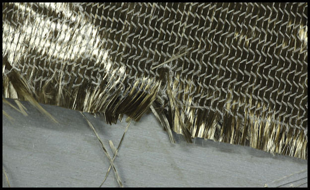 Woven Bi-axial Basalt Cloth
