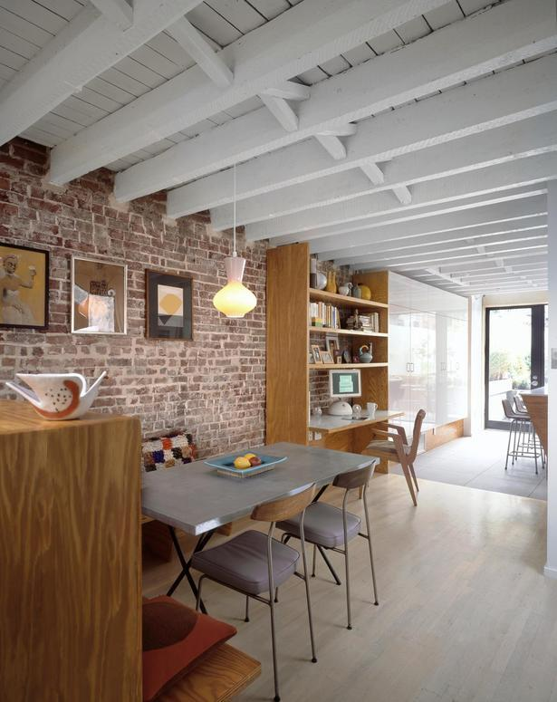 Brooklyn Rowhouse II in Brooklyn, NY by Robinson + Grisaru Architecture PC; Photo- Catherine Tighe