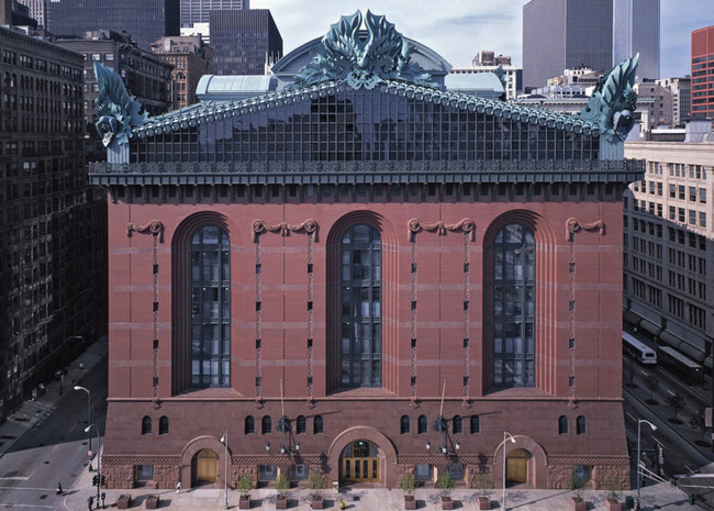 The Harold Washington Library Center, Chicago, Illinois