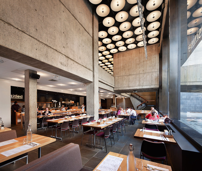 RESTAURANT: Untitled by Rockwell Group (Photo: Paul Warchol)