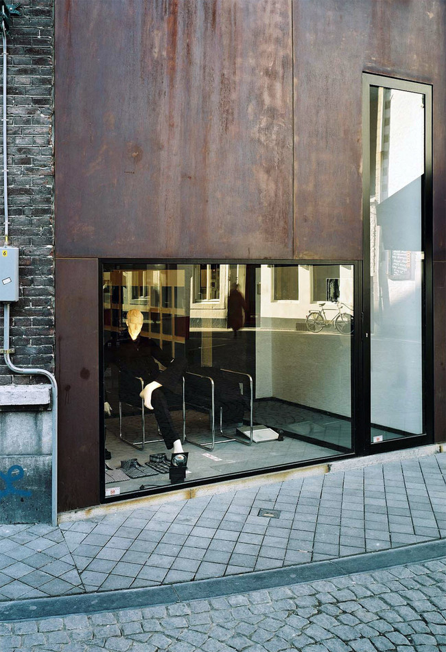 Beltgens Fashion Shop in Maastricht, the Netherlands by Wiel Arets Architects