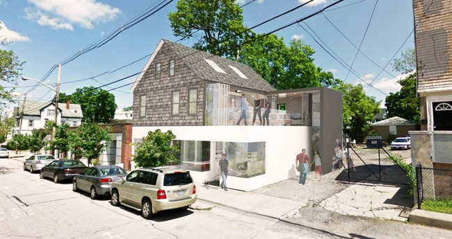 Billy Taylor House proposal by GO Design. Image via go-design.co