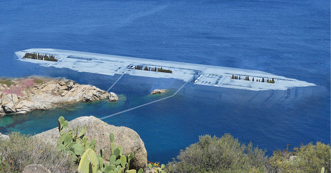 Winners of new concordia island contest rethink future of for Alexander isola