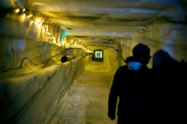 Image: IceCave Iceland, via BLDGBLOG