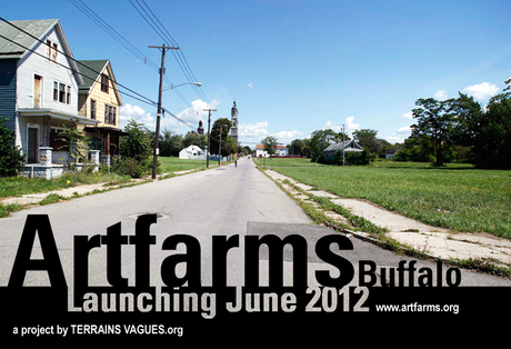 ARTFARMS Buffalo launching June 2012