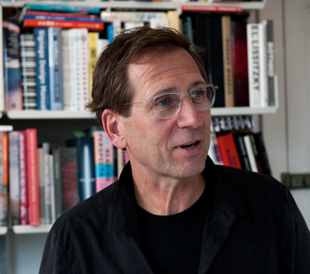 Brett Steele has been appointed the new dean of the UCLA School of Arts and Architecture. Image via the AA