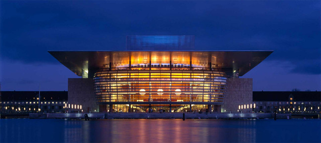 The Opera in Copenhagen, 2004 (Image: Henning Larsen Architects)