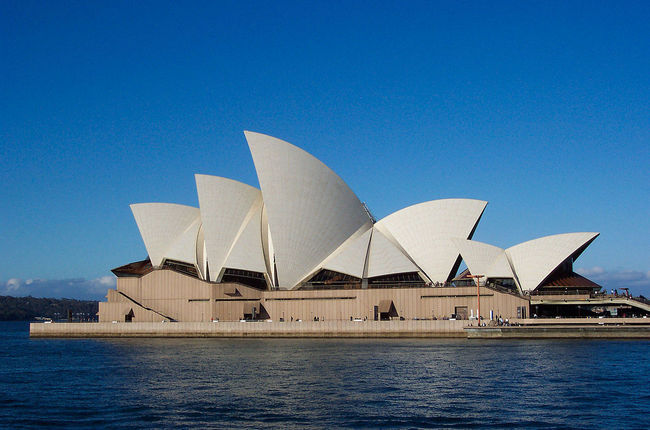 """...There are few urban projects of any scale that haven't felt the Arup influence,"" writes Wainwright. Pictured is the Sydney Opera House, via wikimedia.org"