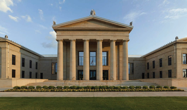 United States Federal Building and Courthouse, Tuscaloosa, Alabama