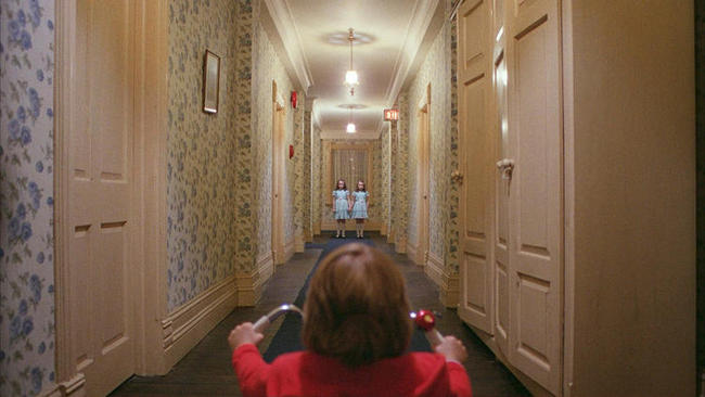 The Shining (1980). Image via Co.Create