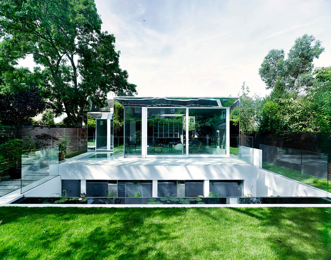 Covert House, Clapham, South London by DSDHA. Photo: Christoffer Rudquist.