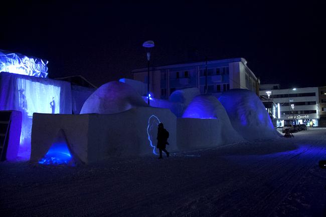 Snow Theater, Rovaniemi