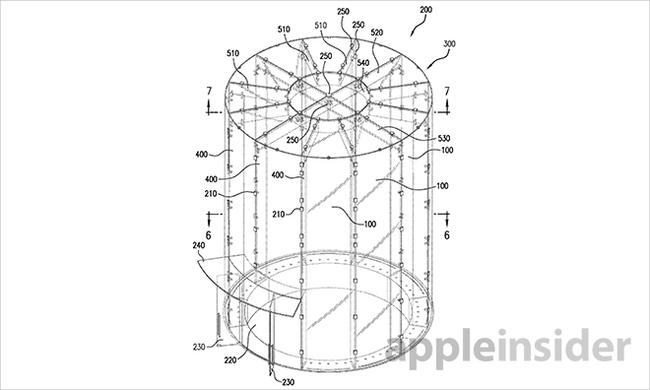 طراحی فروشگاه اپل شانگهای