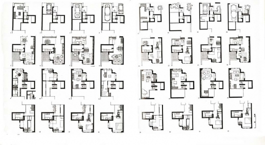 Herman Hertzberger- Diagoon Houses, Delft, The Netherlands, 1970