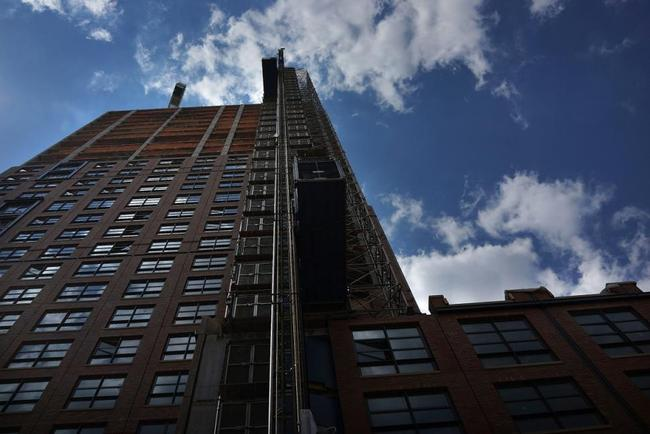 The Real Affordability for All Coalition is accusing Airbnb of exacerbating agrowing affordable housing crisis. (Daily News; Spencer Platt/Getty Images)