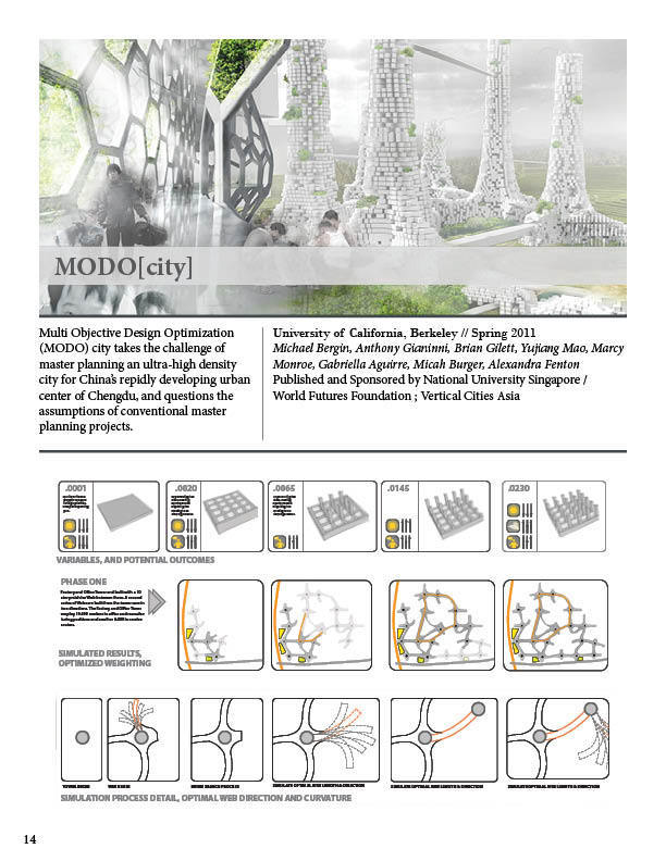 MODO[city] (for Vertical Cities Asia - Spring 2011) via Michael Bergin for Vertical