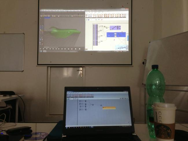 Grasshopper workshop