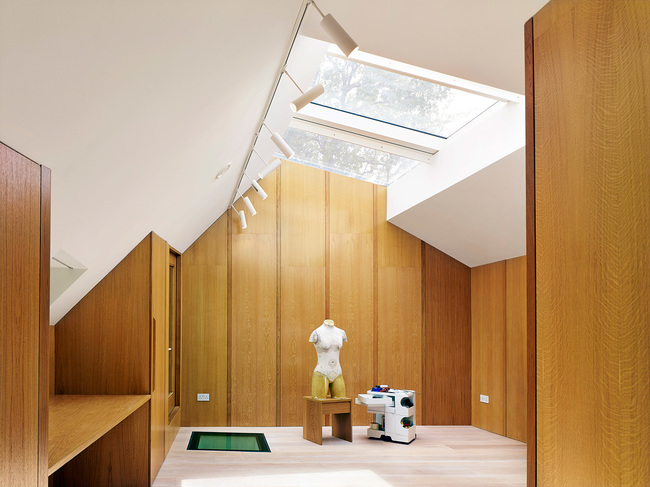 Garden House in Hackney, east London by Hayhurst and Co. Photo: Killian O'Sullivan.