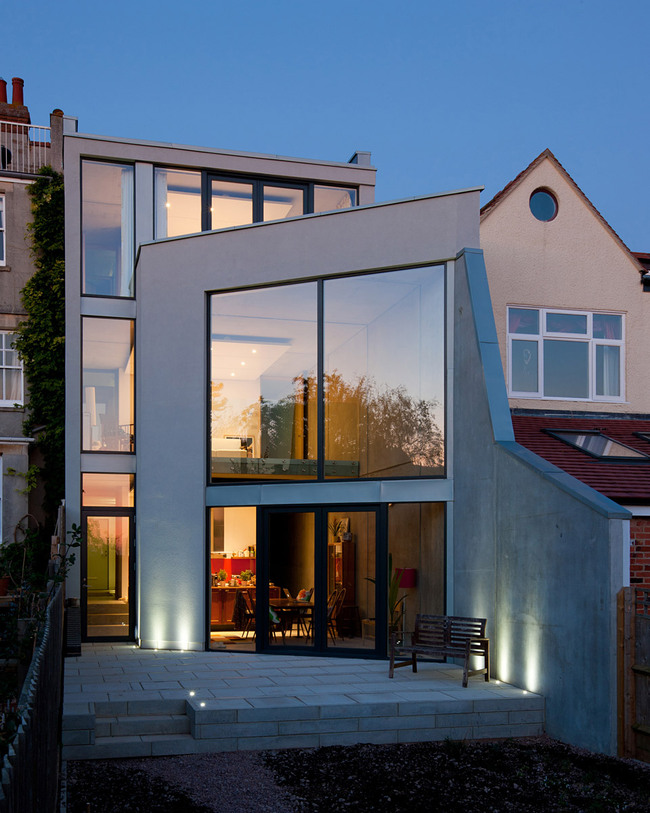 Riba Stephen Lawrence Prize 2012 Shortlists Five Houses