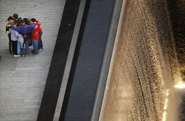 National September 11 Memorial in New York City (Matt Rourke / AP)