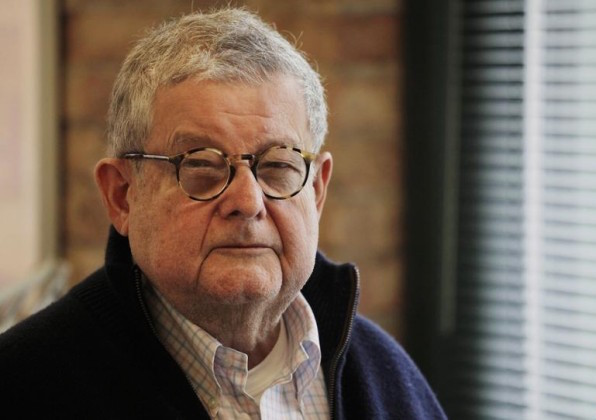 Stanley Tigerman, image via chicagomag.com.