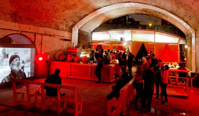 Screening night (Photo: Benoit Lorent)
