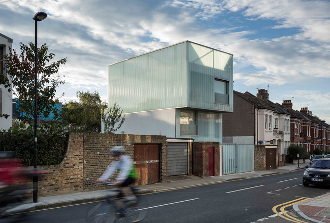 Slip House, London by Carl Turner Architects. Photo: Tim Crocker.