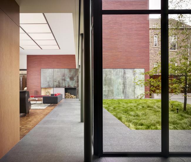 Wood House by Brininstool + Lynch.