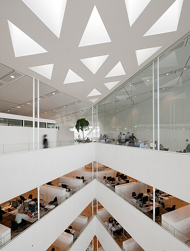 Photo courtesy of schmidt hammer lassen architects