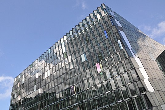 Designed by Olafur Eliasson and Henning Larsen Architects