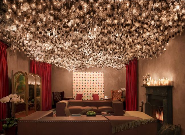 Gramercy Park Hotel 18th Floor, NYC by McKay Architecture and Design. Courtesy of the firm.