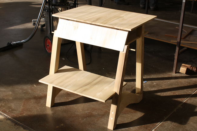 Desk Designed by Nicole Lee